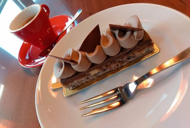 パティスリールテニエのケーキ