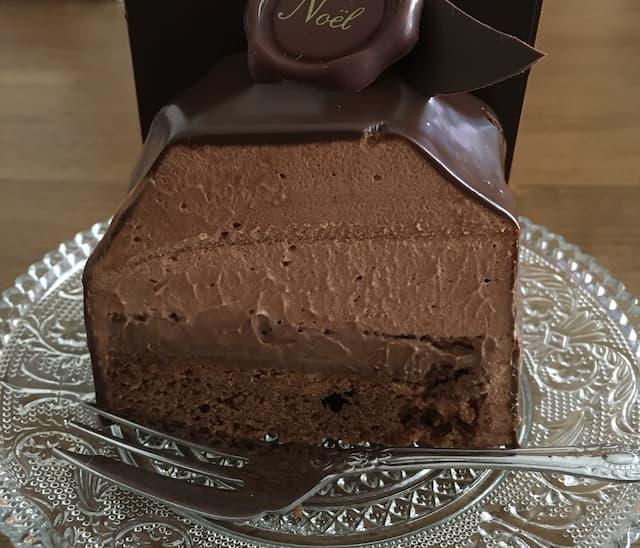 パティスリールテニエのクリスマスケーキ「アンタンス」